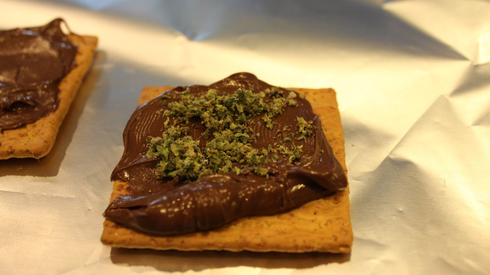 How To Make Chocolate Weed Cake With G