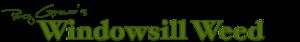 windowsill weed logo