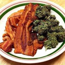 How to Make Weed Bacon