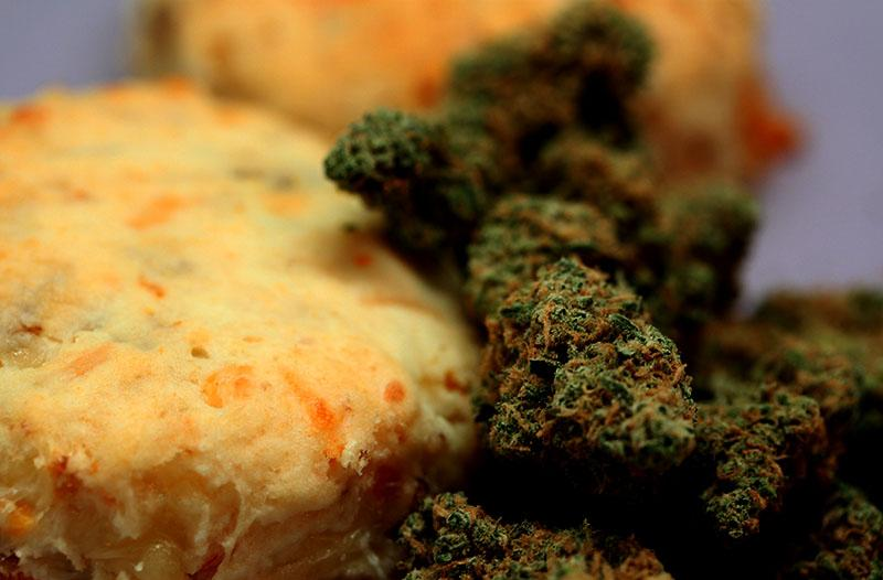 Weed Biscuits Recipe
