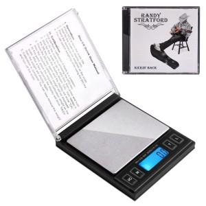 BL Scale- Mini CD Digital Pocket Scale 300g