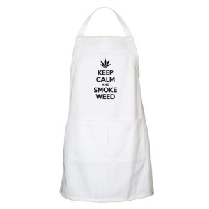 keep_calm_and_smoke_weed_apron