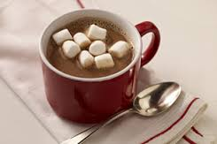 Hot 'Pot' Cocoa