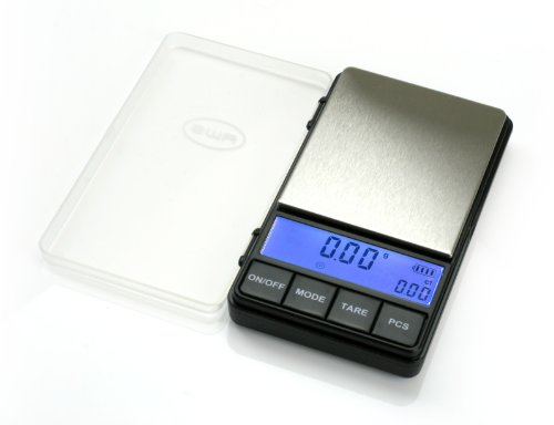 American weigh scales acp 200 digital pocket scale 200 by for Perfect drink pro scale