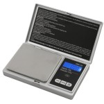 American Weigh Scales Signature Series  Silver AWS-100-SIL Digital Pocket Scale, 100 by 0.01 G