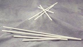 Oasis Supply Sucker Lollipop Sticks, 4-1/2 by 5/32-Inch, White, 1000-Pack