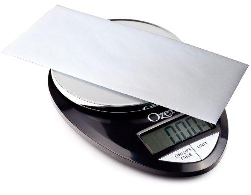 Ozeri Pro Digital Kitchen Food Scale, 1g To 12 Lbs