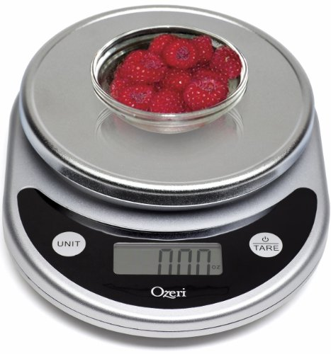 Ozeri Pronto Digital Multifunction Kitchen and Food Scale ...