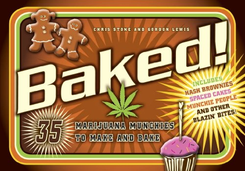 baked   35 marijuana munchies to make and bake